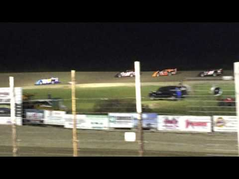 Devils Lake Speedway 8-29-15 feature