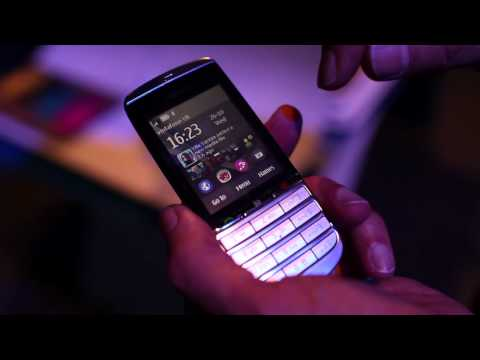 Nokia Asha 300 hands-on preview from Nokia World 2011