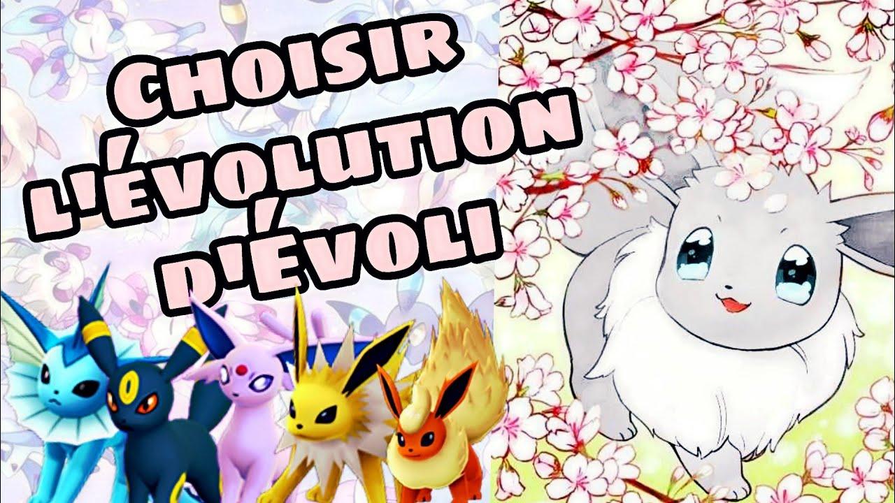Pogo News Fr Astuce Comment Choisir L Evolution D Evoli Youtube