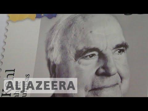 Former German chancellor Helmut Kohl dead at 87