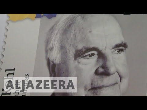 Former German chancellor Helmut Kohl dead at 87