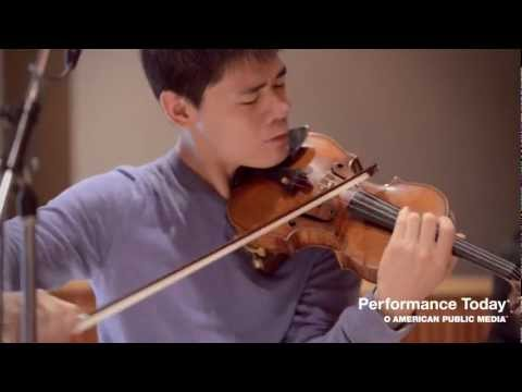 Xiang Yu - Salut d'Amour, by Edward Elgar (Performance Today)