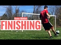 How To Finish Better In Soccer