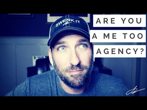 WHY DOES YOUR DIGITAL MARKETING AGENCY LOOK LIKE EVERYONE ELSE? | SwenkToday #72