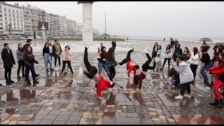 KPOP RANDOM PLAY DANCE in IZMIR,TURKEY on a rainy day