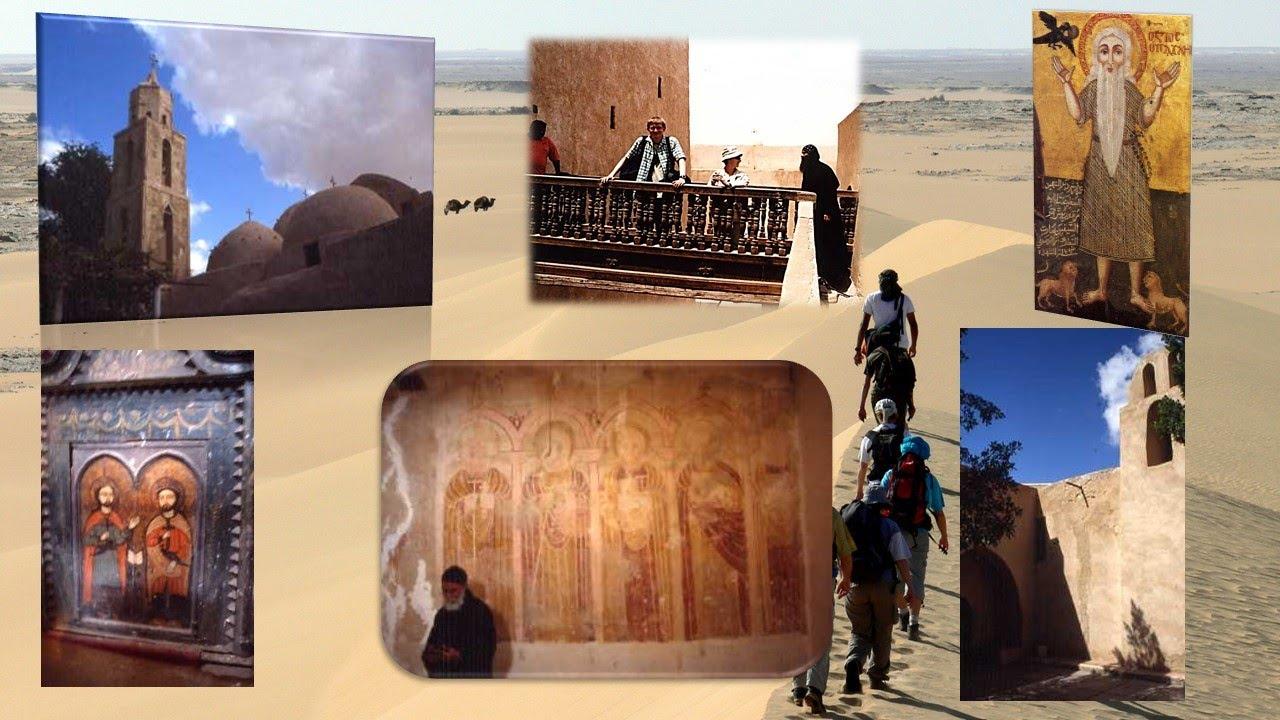 Carnet de route 3.Les chemins du désert de l'Ouest, appel à la conversion. Deuxième partie