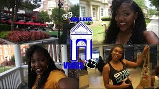 Spelman College Vlog #22 First week of classes and Welcome to Atlanta