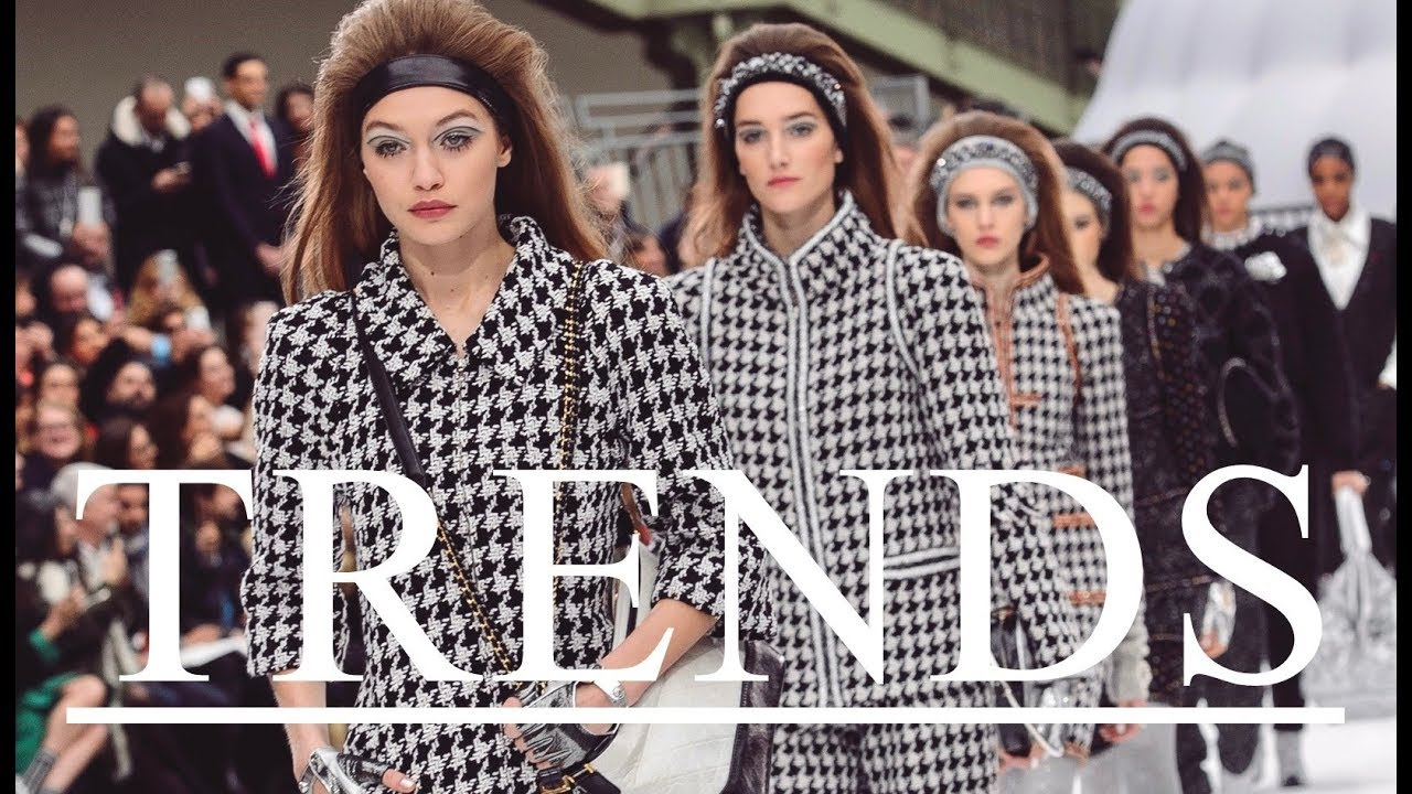 10 Big Trends For Fall Winter 2017