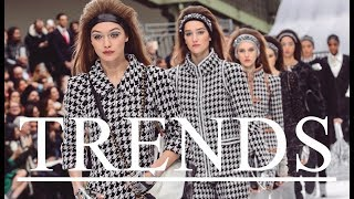 10 Big Trends For Fall & Winter 2017