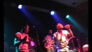 Mother Land (Live set) - Nii Tagoe