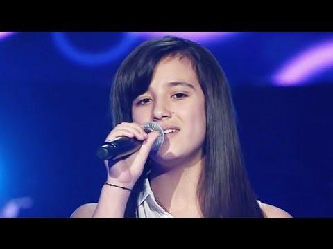 فيديو اغنية حلا أبو لطيف يا بدع الورد في برنامج The Voice Kids كاملة HD / مشاهدة اون لاين