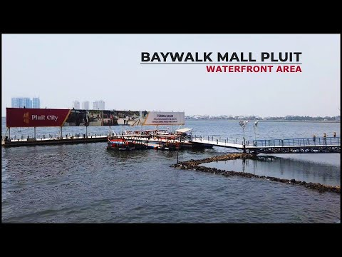 Baywalk Mall Pluit Waterfront View - Jakarta City 2020, Indo