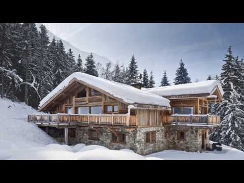Chalet Amazon Creek - Luxury Winter Chalet Chamonix, France