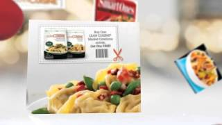 Lean Cuisine Coupons   Save money on healthy food