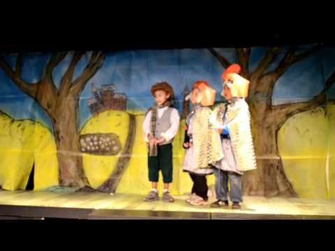 The Reluctant Dragon--Jeanie's Kindergarten Class, Bertschi School, April 4, 2012--Part 2
