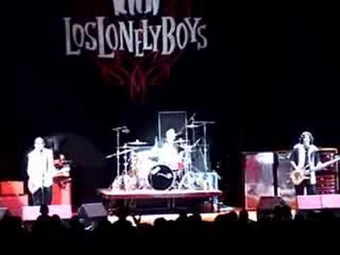 """My Way"" By Los Lonely Boys - Austin, TX 5/4/05"