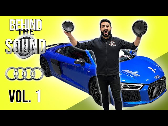 Sound System Update Blows Away B&O Option | Behind The Sound - Audi R8 V10