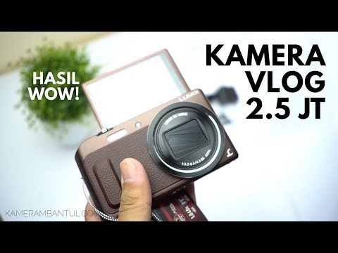 KAMERA VLOG TERMURAH HASIL WOW, Review Lumix ZS45