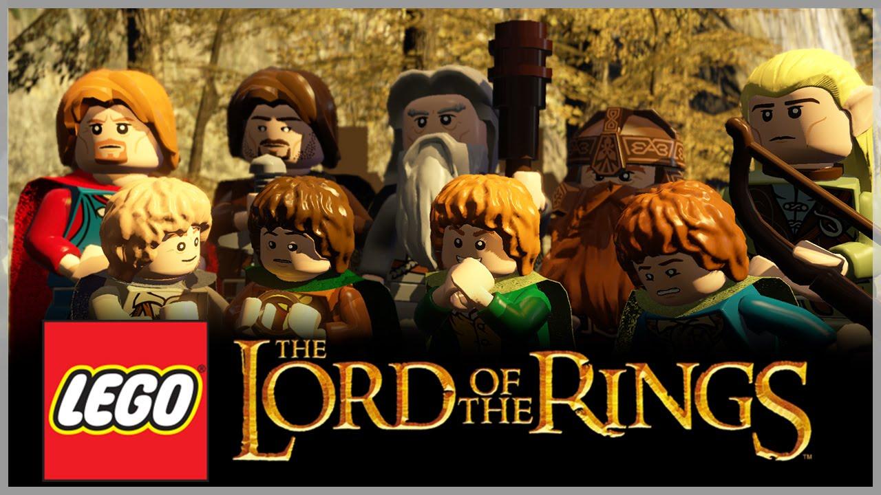 Drużyna Się Formuje Pierwsze Przygody Lego Władca