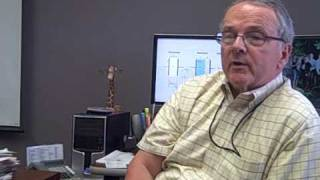 Michigan State University Professor of Engineering Larry Drzal describes his work with nanomaterials