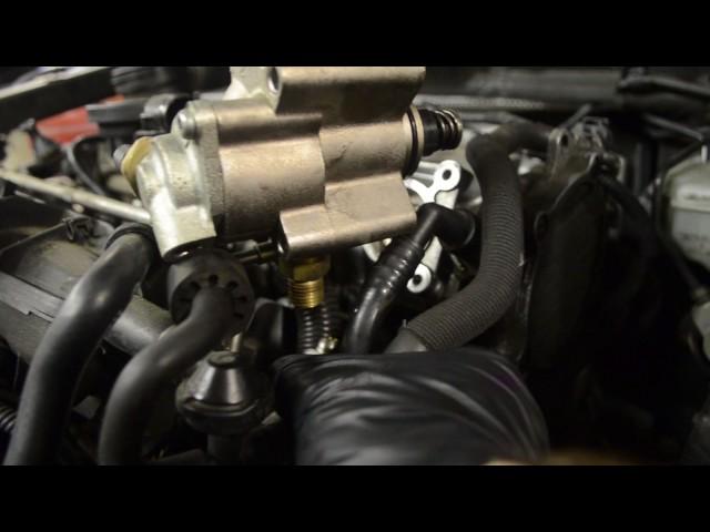 P2293 VOLKSWAGEN Fuel Pressure Regulator 2 Performance
