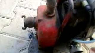 Motorpumpe