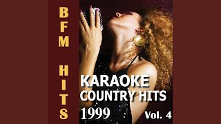 I Love You (Originally Performed by Martina Mcbride) (Karaoke Version)