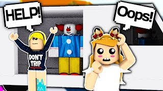 KIDNAPPING FANS MIT ADMIN COMMANDS UND GETTING KIDNAPPED IN ROBLOX 😱 / / Roblox Adopt and Raise