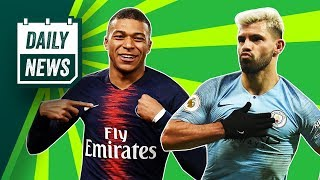 Man City favourites for the UCL, CR7 loses his cool + Rashford's new deal ► Onefootball Daily News