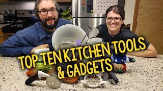 Top 10 Best Kitchen Tools & Gadgets We Love