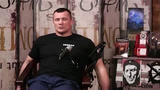 Mirko Cro Cop o sparingu sa Vladimirom Kličkom - Cro Cop  about sparring with Wladimir Klitschko