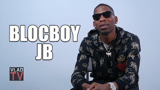 BlocBoy JB on Being Locked Up for Home Invasion with BB Gun (Part 2)