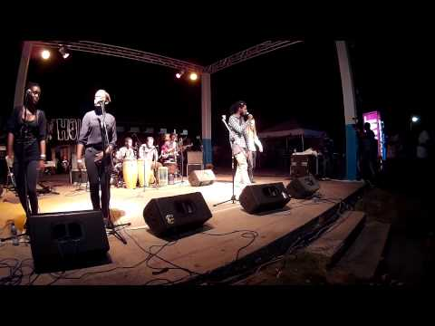 Keznamdi ft. Chronixx - My Love for You (Live - Earth Hour Jamaica 2015)