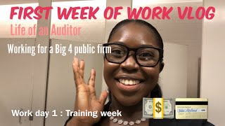 A Day in the life of an Accountant/Auditor: Training week at a Big 4 Public Accounting firm