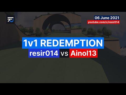 [TrackMania] 1v1 Redemption: resir014 vs. Ainol13 (05 June 2021) |