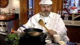 The Magic Of Chef Paul - Creamed Spinach