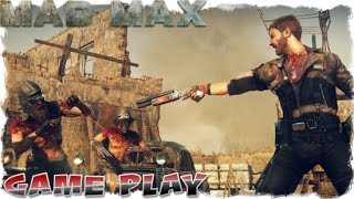Mad Max - Top Dog Camp - Large Blade - Gameplay.