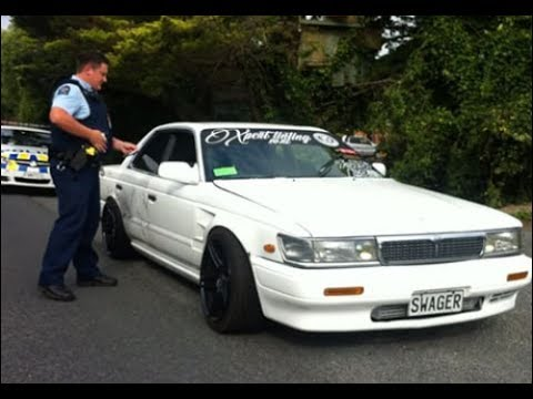 BEST OF NISSAN LAUREL C33 Compilation of 2017!🇳🇿 - YouTube