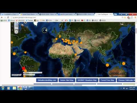 Revelation; Tsunami! Israel California New York Pennsylvania & Day 3 Updates!