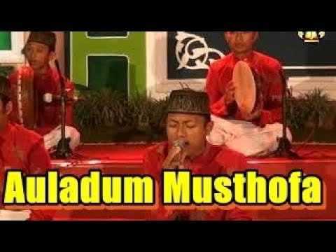AULADUM MUSTHOFA Banjari + jinggle , Fesban Melathen 2017