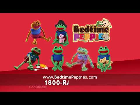 Bedtime Pepe Informercial