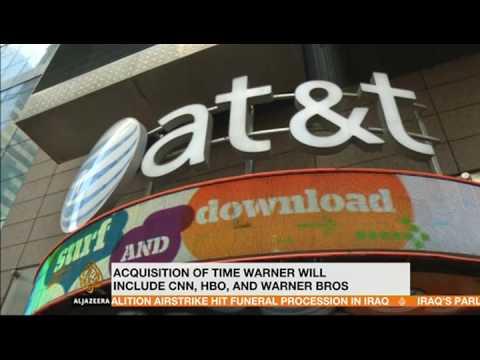Al Jazeera ATT - Time Warner 231016