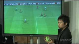Pes 2009 DEMO Gameplay and new skills