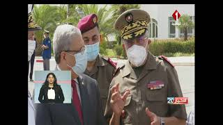 تونس تتسلم عشرين ألف جرعة من اللقاح من جمهورية صربيا