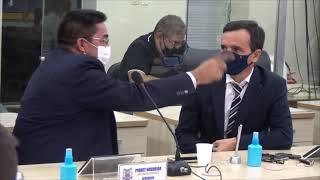 Será cabide de emprego; é a opinião do vereador Maurício Martins em relação a criação da secretaria