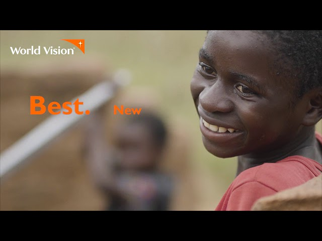 World Vision water: Give the Gift of Drinking Water