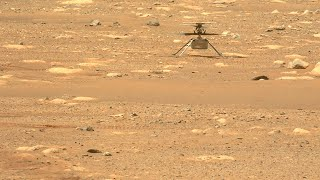 Ingenuity Helicopter will get first ever software update on Mars before historic flight