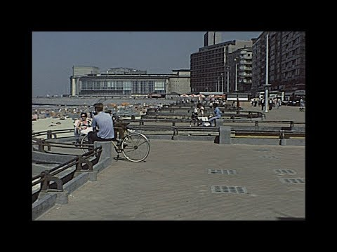 Ostend 1980 archive footage