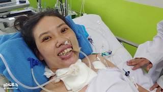 Mẹ Thắm 2 con đã mở mắt nói chuyện được, nhận 150 USD từ Mỹ, vui quá mọi người ơi | Hoàng Lê