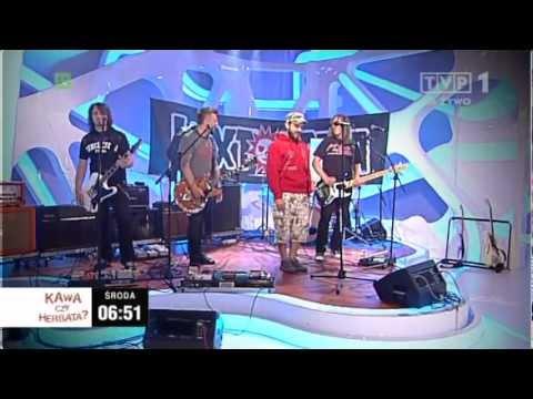 Luxtorpeda - Hymn Live TVP1